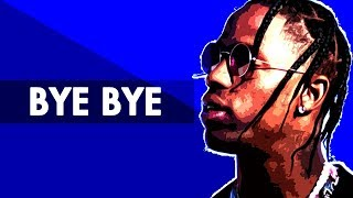 """BYE BYE"" Dark Trap Beat Instrumental 2018 