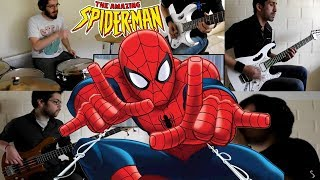 Spider-Man - Intro Theme (Opening 1) (Inheres Cover)