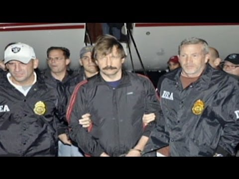 Rus silah tüccarı Viktor Bout'a 25 yıl hapis