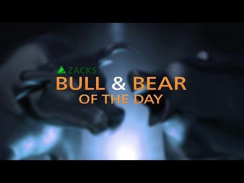 Stoneridge (SRI) and Kimco Realty (KIM): Today's Bull & Bear