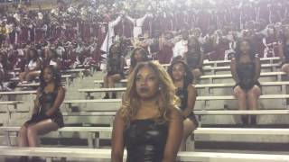 "AAMU Dancing Divas ""Stay With Me Tonight"" 2016 MCC"