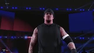 WWE 2K19 The Undertaker American Badass Entrance (PS4/Xbox One/PC)