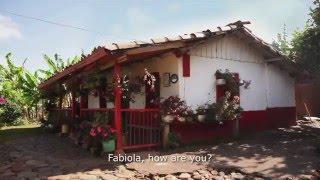 """Directora de """"El Infinito vuelo de los dias"""" visitó CHHA 1610 AM Voces Latinas"""
