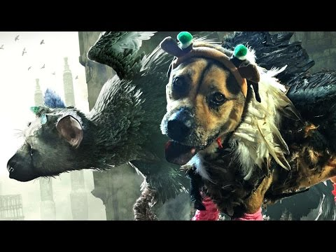 The Last Guardian Pet Cosplay Contest