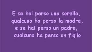 The script If you could see me now (Traduzione)