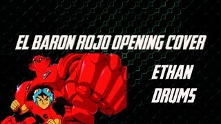 Ethan - El Barón Rojo (Opening) - Cover Lyric Video