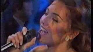 Thalia y Julio Iglesias solamente una vez