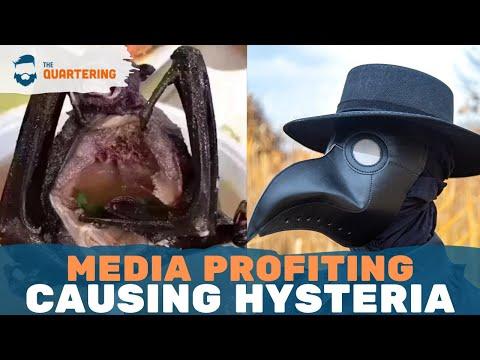 Calm Down On China Coronavirus! Media Profits From Fear
