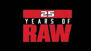 WWE RAW 25 ANIVERSARIO OPENING THEME SONG