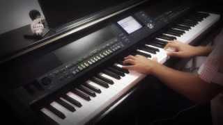 Nagi no Asukara Ending 1 - Aqua Terrarium - Piano Transcription