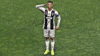 PES 2019 - Cristiano Ronaldo | Goals & Skills HD PS4 PRO