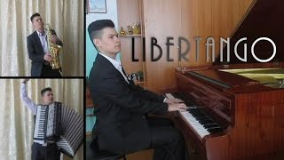 Libertango - One Man Cover (by AvixW)