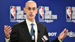 NBA's Adam Silver: Rockets GM has right to free speech