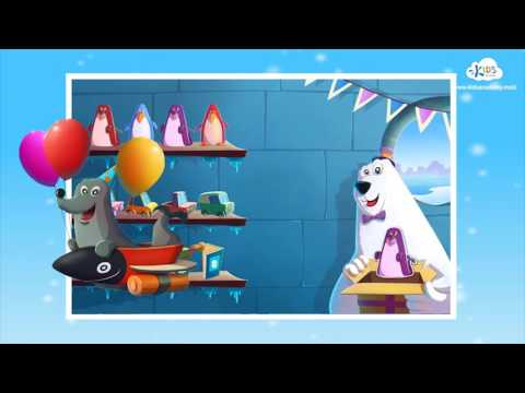 Sorting for Kids - Learning Game for toddlers, preschool and kindergarten kids