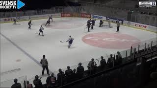 Axel Bergkvist 1G vs Linköping HC | J20 SuperElit | 26 Jan 2019