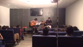 Make it wit chu - cover por Pepe Berro (Concierto Quique Mo