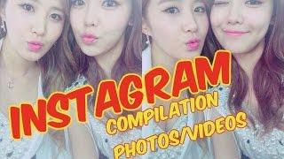 Girls' Generation Instagram compilation photos/videos (2015)
