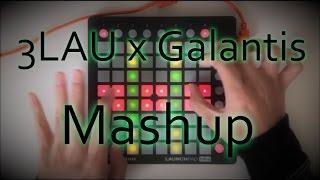 3LAU x Galantis Mashup // Launchpad mini cover