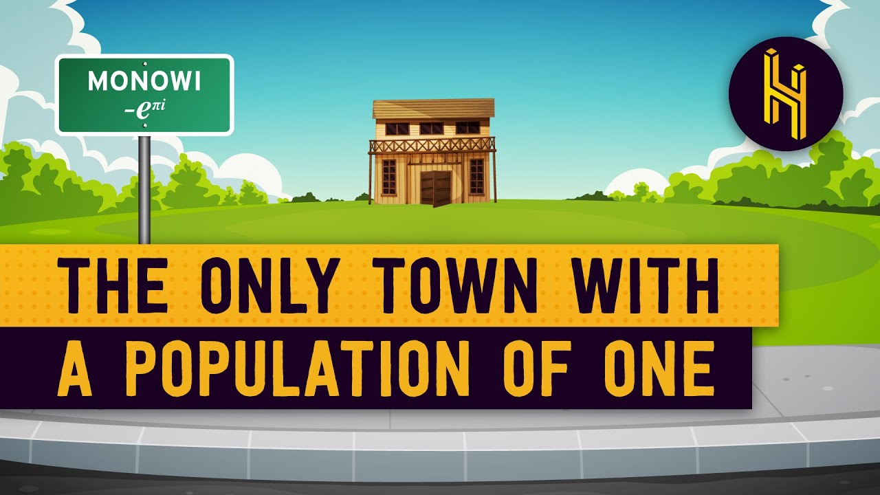 The Only Town in the US with a Population of One