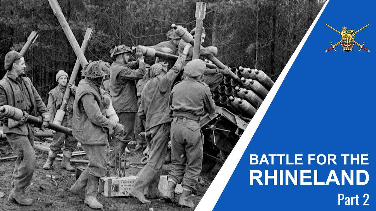 Battle for The Rhineland – Operation Veritable
