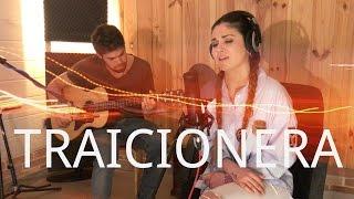 TRAICIONERA - SEBASTIAN YATRA (LIVE COVER - CAROLINA GARCÍA) YA EN SPOTIFY :)