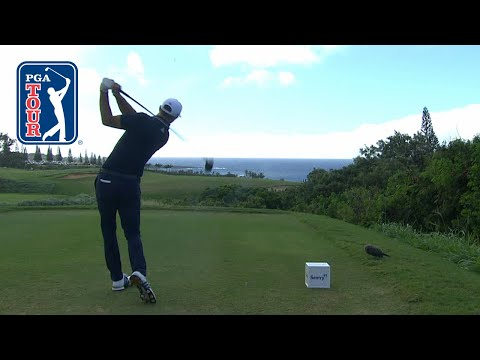 Dustin Johnson's swing compilation 2008-2018