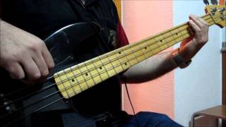 Sade - Kiss Of Life Bass Cover