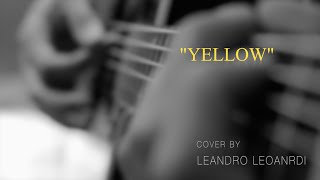 Coldplay - Yellow [Acoustic Cover.Lyrics.Karaoke]