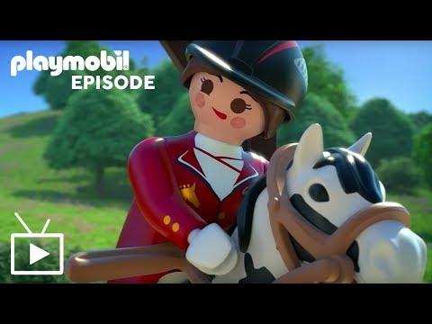 Lerne Jumper kenne, ein ganz besonderes Pferd | Playmobil