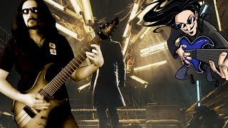 "Deus Ex: Mankind Divided Trailer Theme ""Epic Metal"" Cover (Little V)"