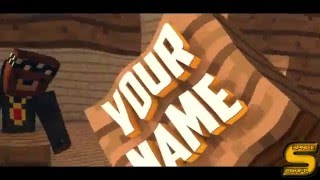 Free Minecraft Intro Template #1 (By SpaceCraft)
