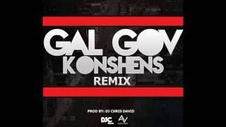 Gal Gov - Konshens (Chris David Remix)