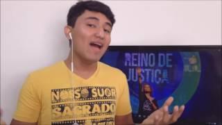 Wemerson Pereira - Me entrego a Ti - Nivea Soares (cover)