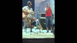 Silbido y guitarra David ortega y Manuel hidalgo