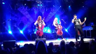 Apocalyptica - Not Strong Enough‬ live at House of Blues Anaheim 5/6/2016