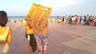 Zumba 2017 / Rumba Flamenco/ Zumba With Mila Heavenly in Vietnam