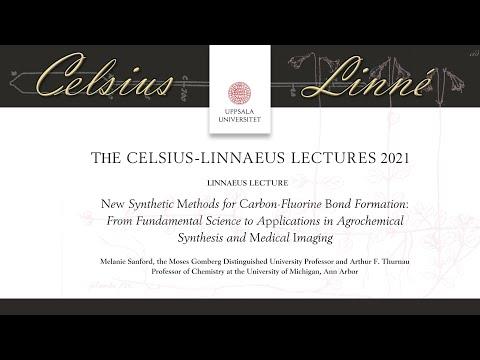 Linnaeus Lecturer 2021: New Synthetic Methods for Carbon–Fluorine Bond Formation