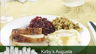 Kirby's Augusta: A Thanksgiving Without Cranberries?