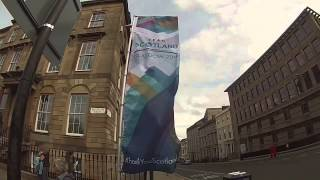 River Clyde made Glasgow, People make Glasgow: the Commonwealth edition