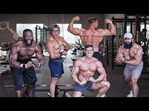 We Tried Something New... | Beast Chest Workout | Texas Tales Ep.3