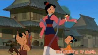 Mulan - Honor to us all (English instrumental)