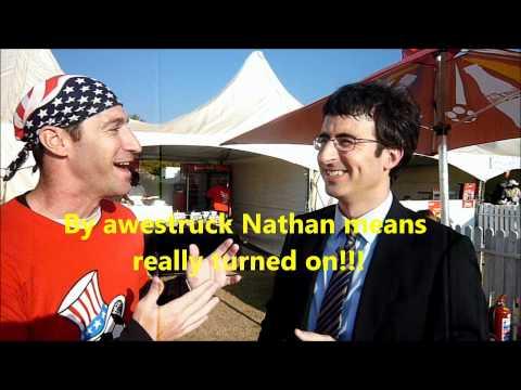 John Oliver & Nate Love South Africa