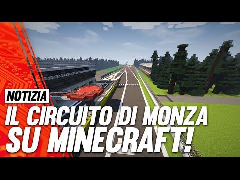 Minecraft | Riprodotto il circuito di Mo …