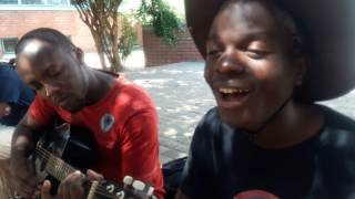 T Whyse ft Eazzy   handigeze NUST cover