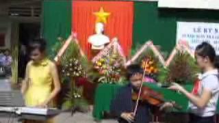6/5 Organ+Violon Bụi Phấn THCS Nguyễn Bỉnh Khiêm BH-ĐN