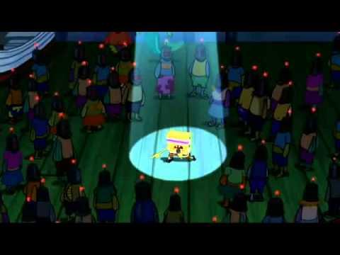 Soy Un Cacahuate En Ingles de Bob Esponja Letra y Video