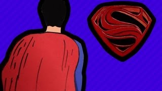 PAPER MAN OF STEEL (Paper Cuts #1)
