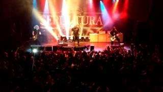 Sepultura - Polícia (Titãs Cover) - Circo Voador - 19/06/2015