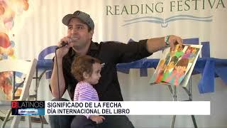Anaí Urquidi conversó con el escritor Oscar Arenas sobre la importancia de la lectura