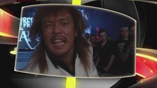 "KUSHIDA vs O""REILLY and NAITO vs MOOSE this week on ROH TV (EP #247)"